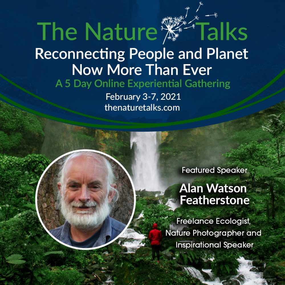 The Nature Talks: Reconnecting People and Planet Now More Than Ever